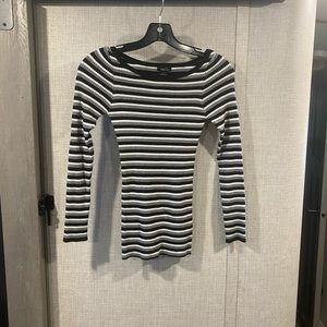 Rue21 Small Rayon Long Sleeve Striped